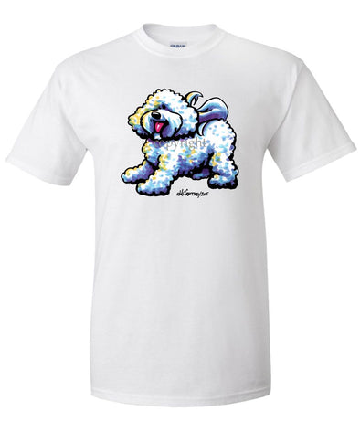 Bichon Frise - Cool Dog - T-Shirt