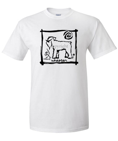 Soft Coated Wheaten - Cavern Canine - T-Shirt