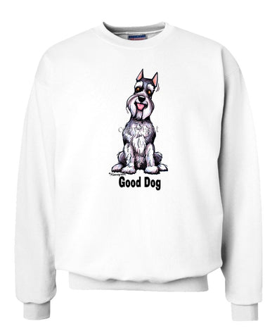Schnauzer - Good Dog - Sweatshirt