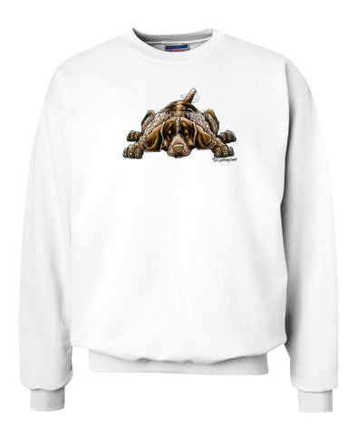 German Shorthaired Pointer - Rug Dog - Sweatshirt