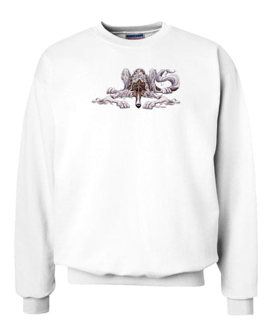 Borzoi - Rug Dog - Sweatshirt