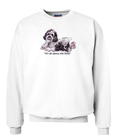 Havanese - All About The Dog - Sweatshirt