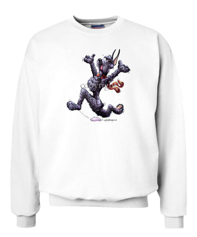 Giant Schnauzer - Happy Dog - Sweatshirt