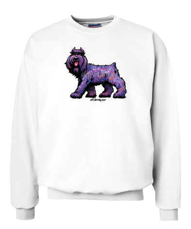 Bouvier Des Flandres - Cool Dog - Sweatshirt
