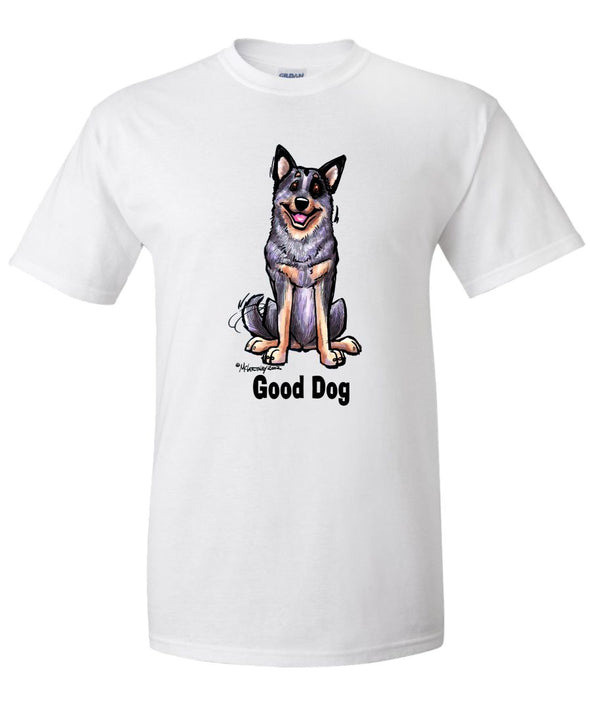 Australian Cattle Dog - Good Dog - T-Shirt