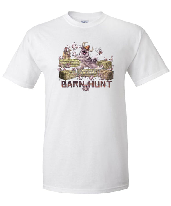 Norwegian Elkhound - Barnhunt - T-Shirt