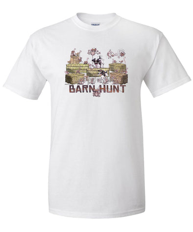 Rat Terrier - Barnhunt - T-Shirt