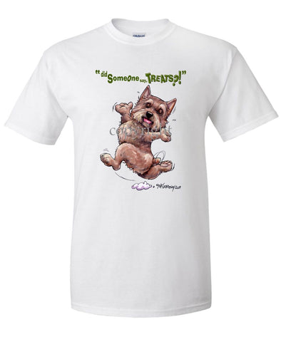 Norwich Terrier - Treats - T-Shirt