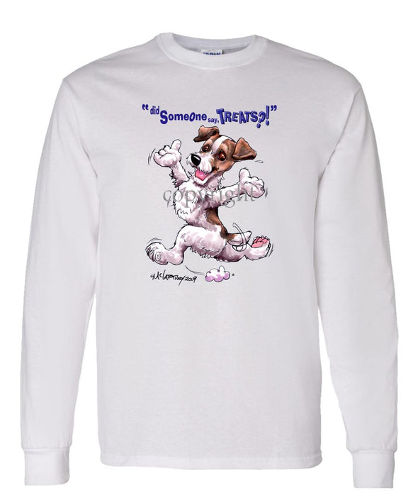 Jack Russell Terrier - Treats - Long Sleeve T-Shirt