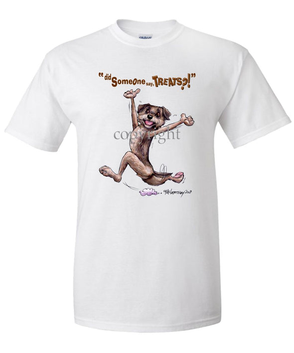 Border Terrier - Treats - T-Shirt