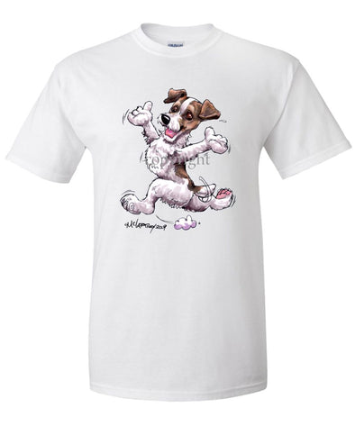 Jack Russell Terrier - Happy Dog - T-Shirt