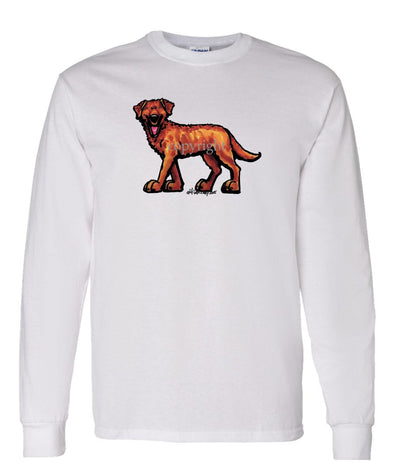 Chesapeake Bay Retriever - Cool Dog - Long Sleeve T-Shirt