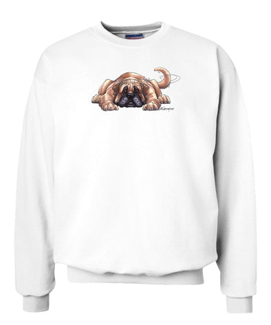 Bullmastiff - Rug Dog - Sweatshirt