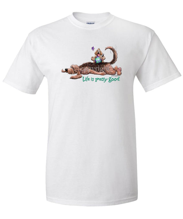 Otterhound - Life Is Pretty Good - T-Shirt