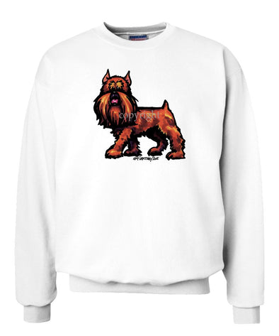 Brussels Griffon - Cool Dog - Sweatshirt