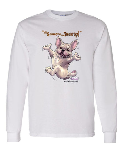 French Bulldog - Treats - Long Sleeve T-Shirt