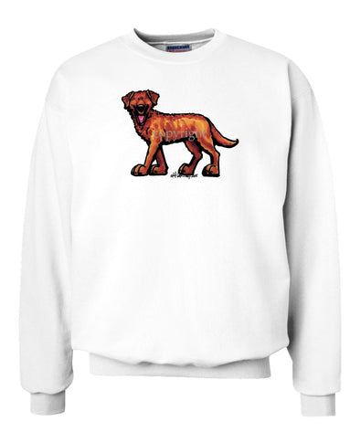 Chesapeake Bay Retriever - Cool Dog - Sweatshirt
