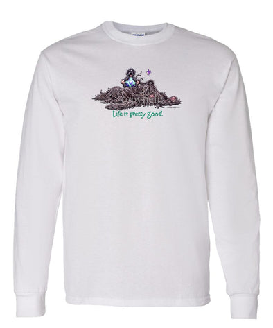 Puli - Life Is Pretty Good - Long Sleeve T-Shirt