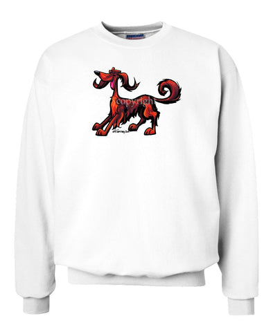 Irish Setter - Cool Dog - Sweatshirt