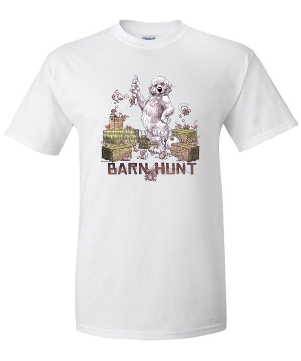 Great Pyrenees - Barnhunt - T-Shirt