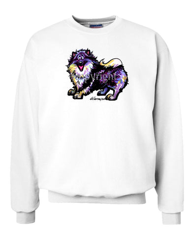 Keeshond - Cool Dog - Sweatshirt