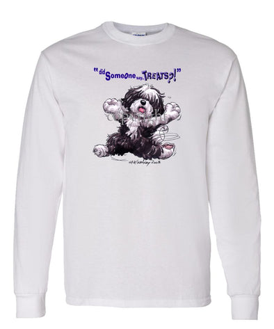 Havanese - Treats - Long Sleeve T-Shirt