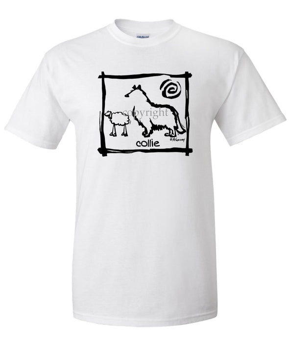 Collie - Cavern Canine - T-Shirt