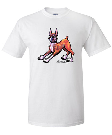 Boxer - Cool Dog - T-Shirt