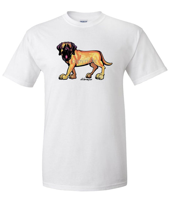 Mastiff - Cool Dog - T-Shirt