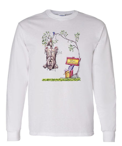 Lhasa Apso - Air Dry - Mike's Faves - Long Sleeve T-Shirt