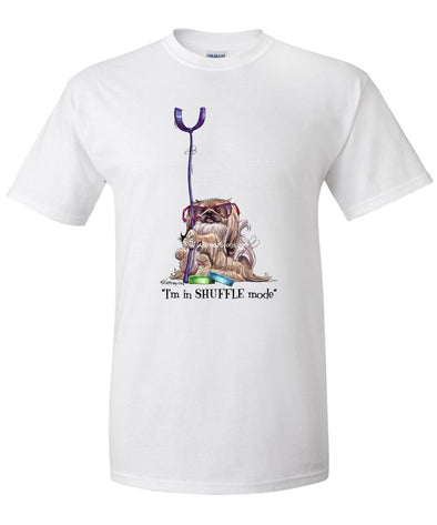 Pekingese - Shuffling - Mike's Faves - T-Shirt