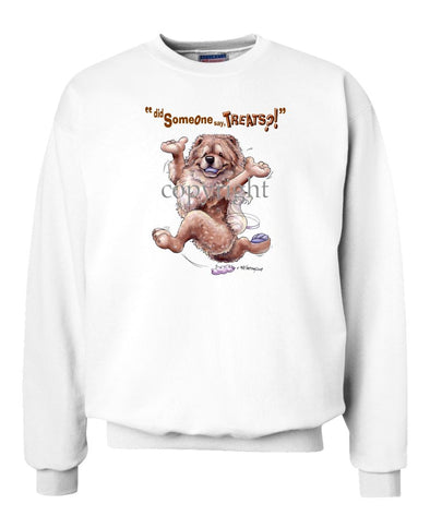 Chow Chow - Treats - Sweatshirt