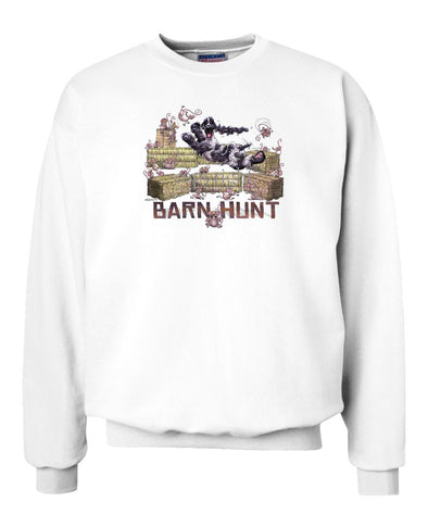 English Cocker Spaniel - Barnhunt - Sweatshirt
