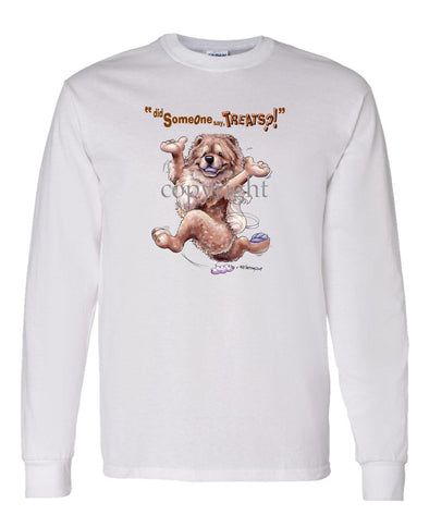 Chow Chow - Treats - Long Sleeve T-Shirt