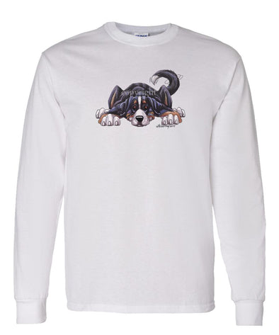 Greater Swiss Mountain Dog - Rug Dog - Long Sleeve T-Shirt