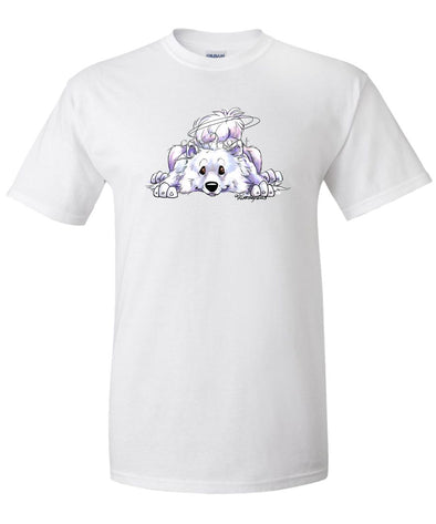 Samoyed - Rug Dog - T-Shirt