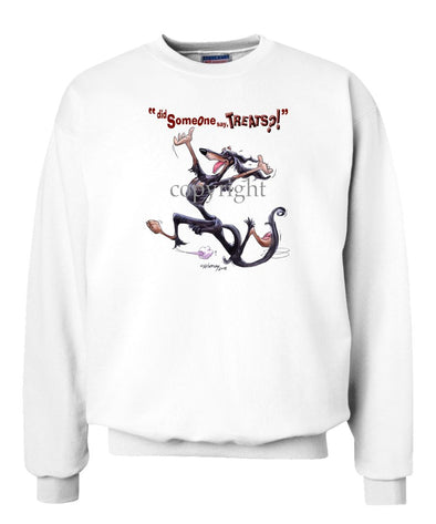 Saluki - Treats - Sweatshirt