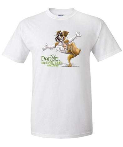 Boxer - Dance Like Everyones Watching - T-Shirt