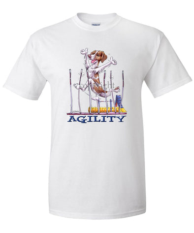 Brittany - Agility Weave II - T-Shirt