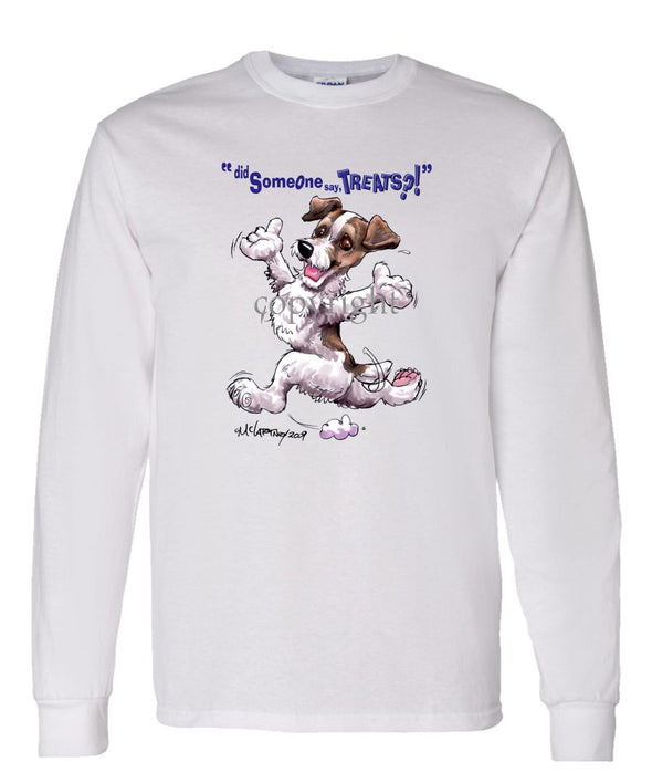 Parson Russell Terrier - Treats - Long Sleeve T-Shirt