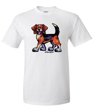 Beagle - Cool Dog - T-Shirt