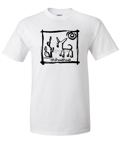 Chihuahua  Smooth - Cavern Canine - T-Shirt