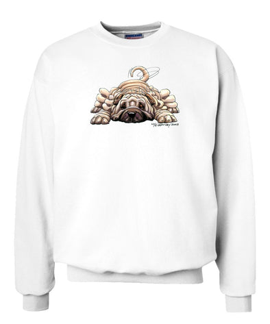 Shar Pei - Rug Dog - Sweatshirt