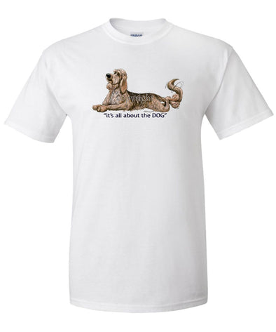 Otterhound - All About The Dog - T-Shirt