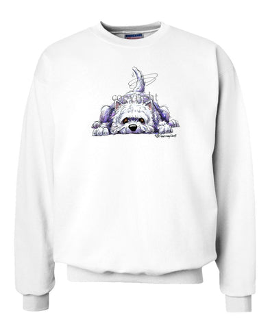 West Highland Terrier - Rug Dog - Sweatshirt