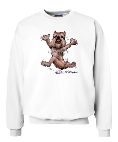 Brussels Griffon - Happy Dog - Sweatshirt