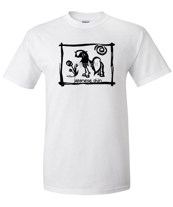 Japanese Chin - Cavern Canine - T-Shirt