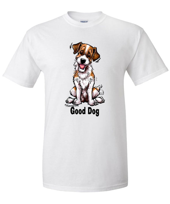 Parson Russell Terrier - Good Dog - T-Shirt
