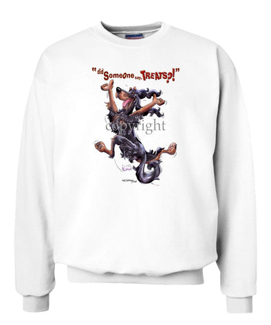 Gordon Setter - Treats - Sweatshirt