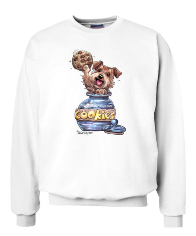 Norfolk Terrier - Cookie Jar - Mike's Faves - Sweatshirt